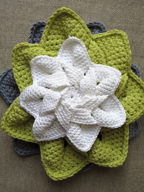 Flower Hot Pad