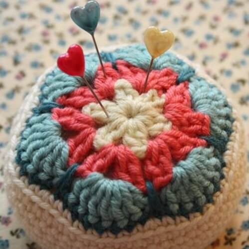 African Flower Pincushion