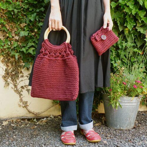 Gypsy Bag and Purse
