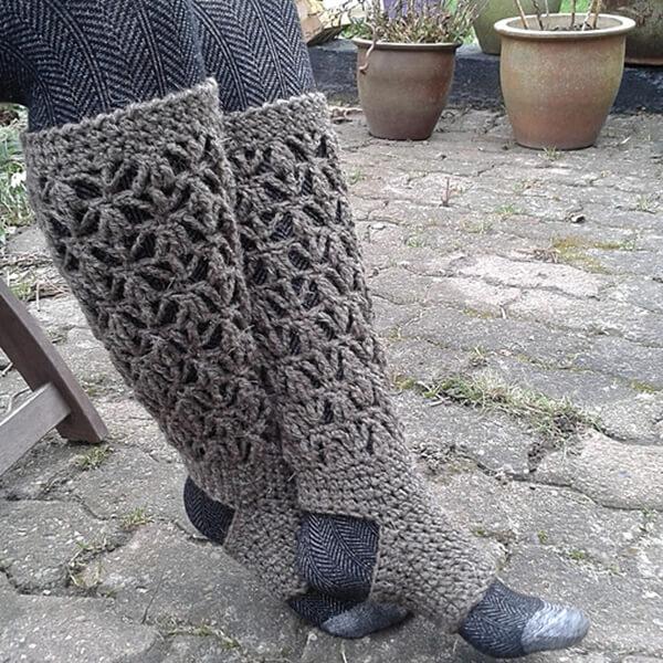 Lake Town socks