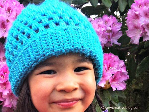Kids Slouch Hat