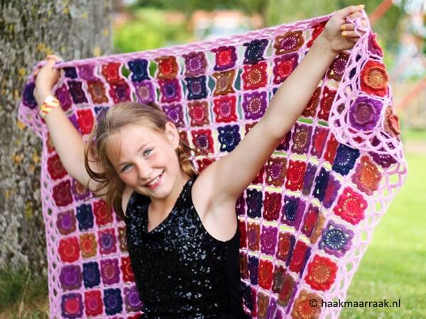 Primrose blanket