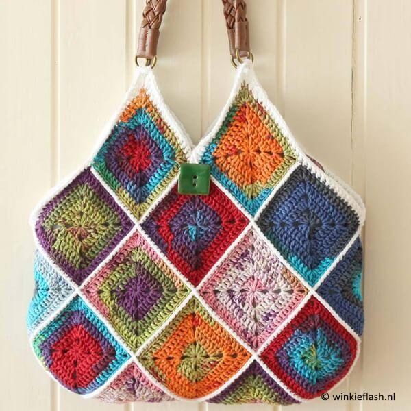 Squares Bag