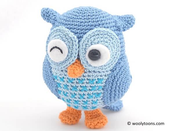 Jip the owl