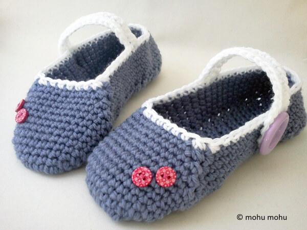 Berry ice cream slippers
