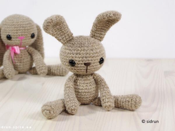 Small Long-legged Bunny