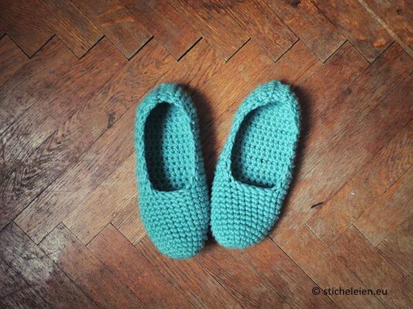 Mint Anti-slippery Slippers