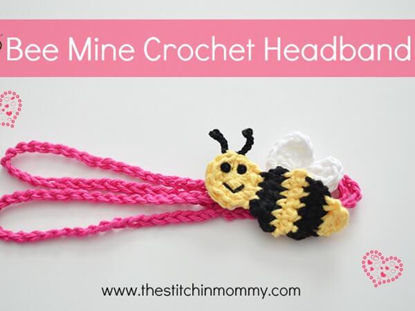 Bee Mine Headband