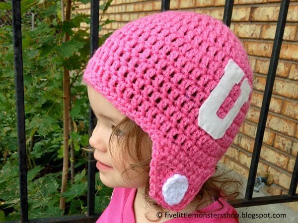 Football Helmet Hats