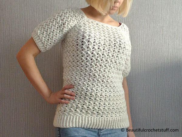 Beautiful Crochet Stuff Sweater