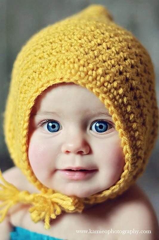 Little Maiden Bonnet