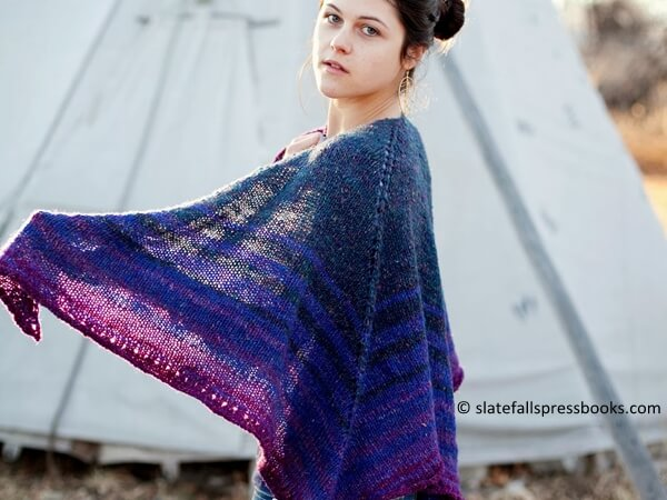 Sheep Wagon Shawl