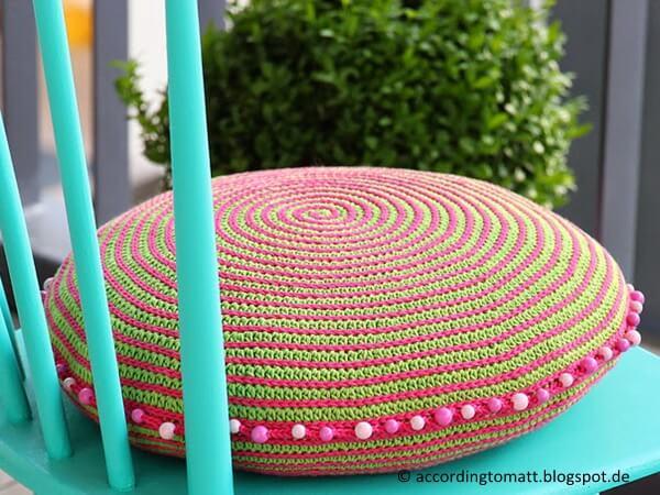 Spiral Cushion
