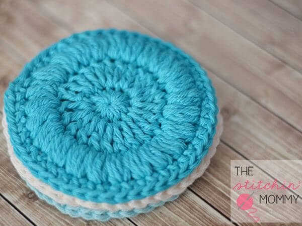 Easy Face Scrubbies