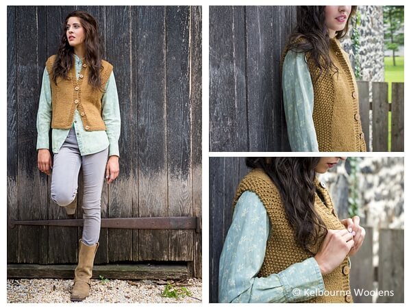 Hiker's Waistcoat