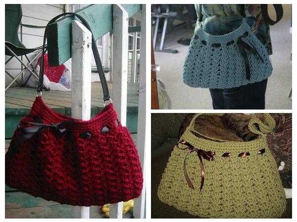Nordstrom Crochet Hobo Bag Share a Pattern