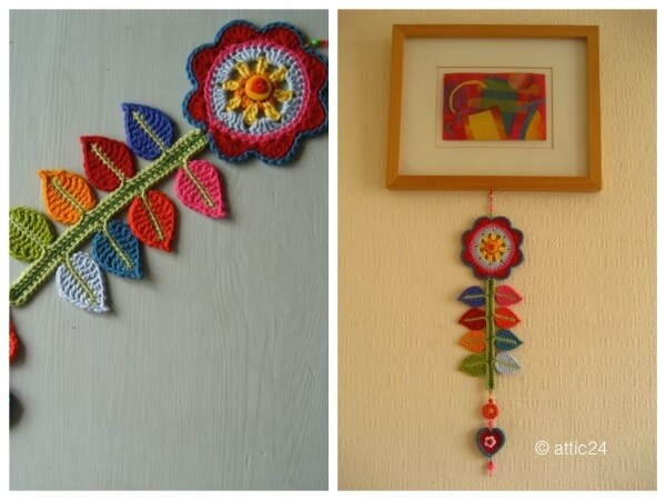Happy Flower Decoration