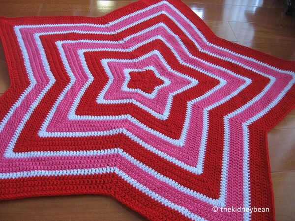 Chromium Star Blanket