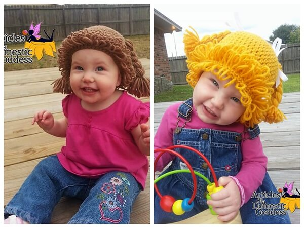 Another Cabbage Patch Hat Share A Pattern