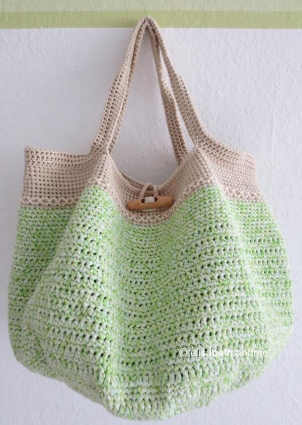 Spring Bag Tutorial