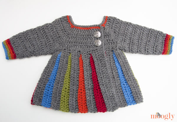 Eloise Baby Sweater