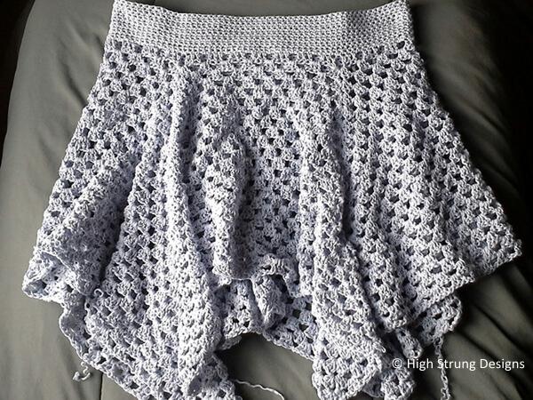 Not your granny's Skirt