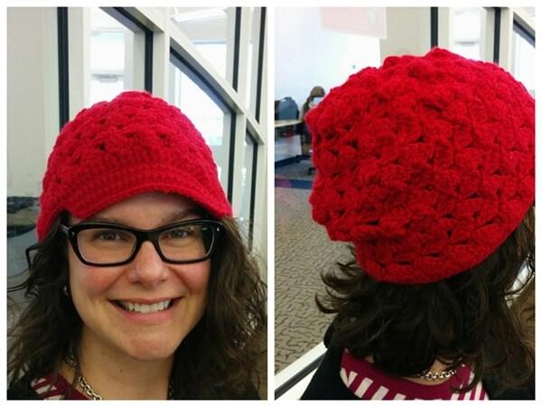 Berry Brim Hat