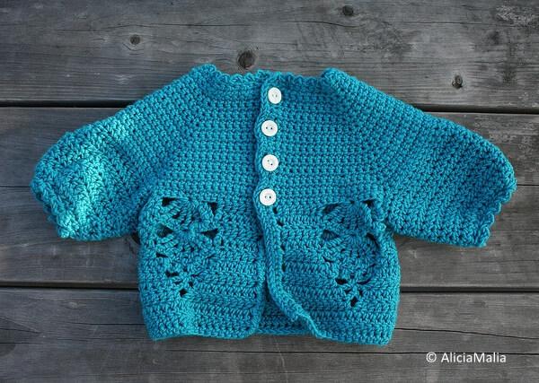 Pineapple Sweater
