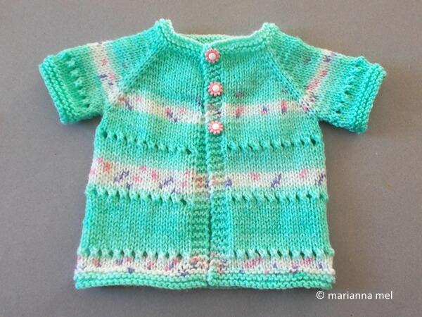JAY Baby Cardigan Jacket