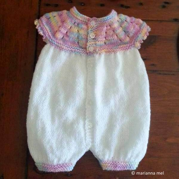 Marianna's All-in-One Romper Suit