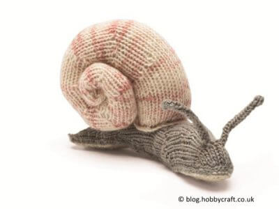How to Knit a Snail