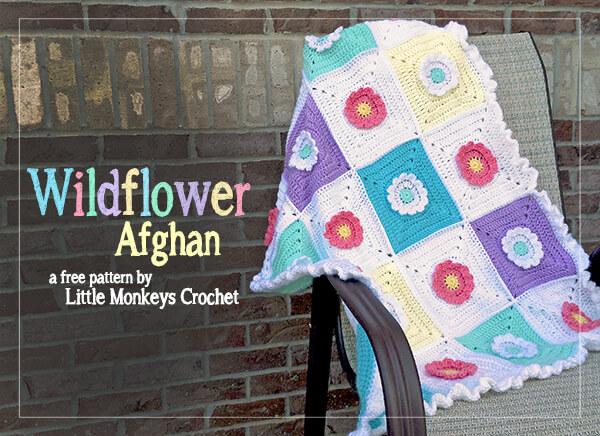 Wildflower Afghan