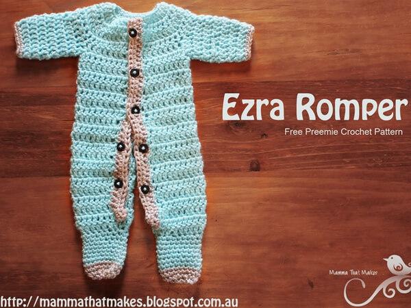 Ezra Romper
