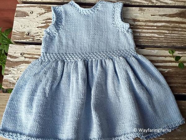 Swan Valley Toddler Dress