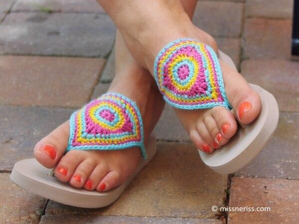 Bloom Flip Flops