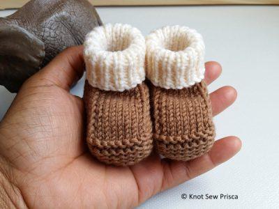 Prisca's Baby Booties