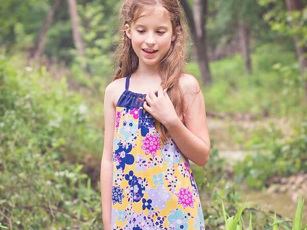 Easy Breezy Halter Dress