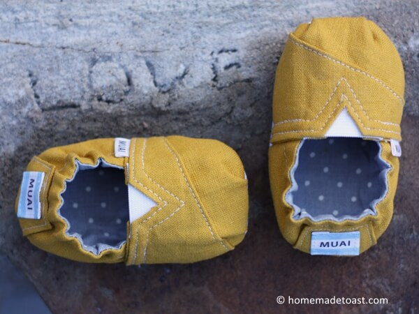 Toms-inspired Baby and Toddler Shoes