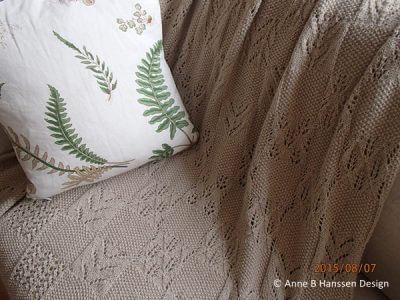 Castle and Cottage Blanket