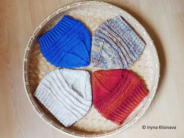 Little Cupcake Newborn Hat