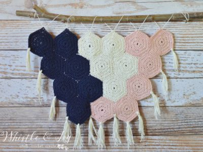 Hexagon Wall Hanging
