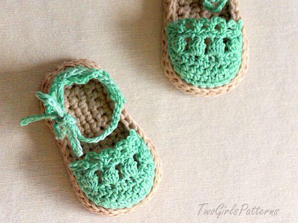 Baby Espadrille Sandals