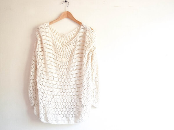 Easy Summer Sweater