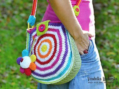 Big Rainbow Bag
