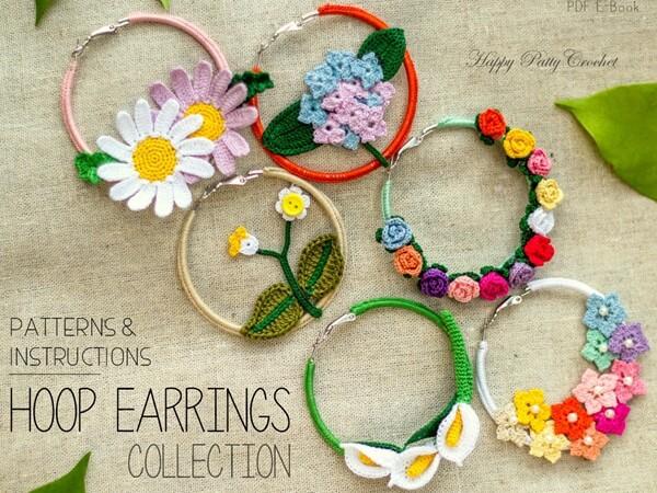 Hoop Earrings Pattern Collection