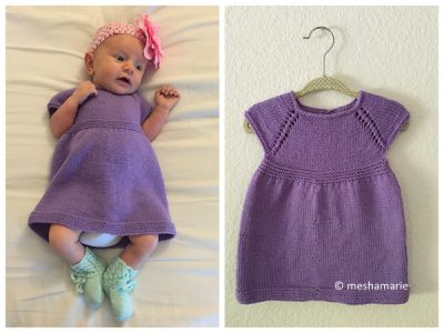 Sweet Little Baby Dress