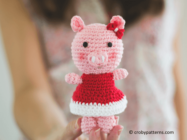 Amigurumi Piggy Bella