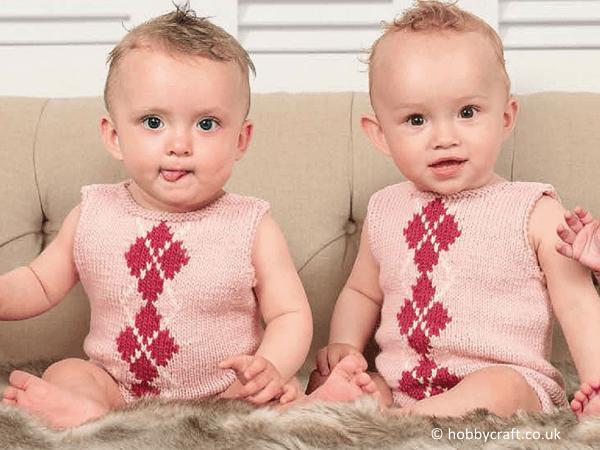 Diamond Baby Grow Knitting Pattern Share a Pattern