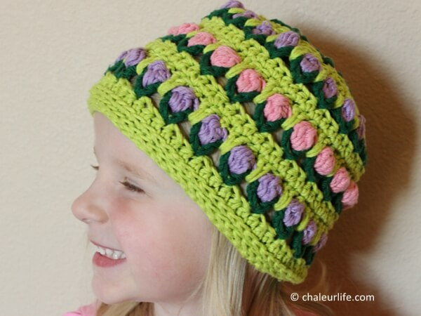 Field of Flowers Hat