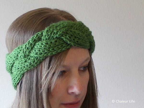 Braided Headband or Earwarmer